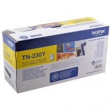 Brother TN-230Y тонер-картридж оригинальный
