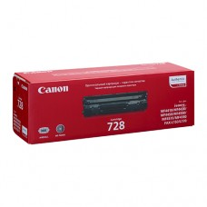 Canon 728 тонер-картридж оригинальный