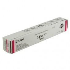Оригинальный картридж Canon C-EXV47 M 8518B002 / Magenta