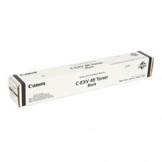 Оригинальный картридж Canon C-EXV49 Black