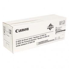 Фотобарабан Canon C-EXV34 Black / 3786B003AA оригинальный