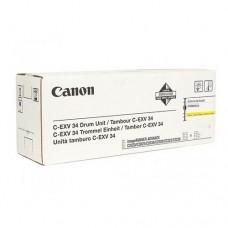 Фотобарабан Canon C-EXV34 Yellow / 3789B003AA оригинальный