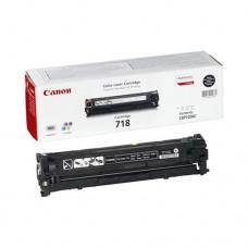Canon 718 Black / 2662B002 картридж оригинальный