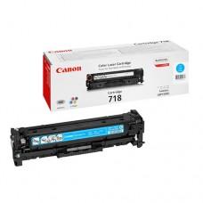 Canon 718 Cyan / 2661B002 картридж оригинальный