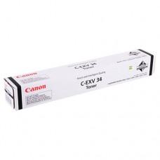 Canon C-EXV34 Black / 3782B002 картридж оригинальный