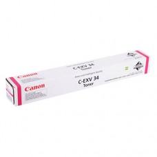 Canon C-EXV34 Magenta / 3784B002 картридж оригинальный
