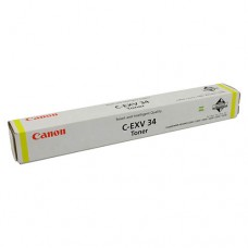 Canon C-EXV34 Yellow / 3785B002 картридж оригинальный