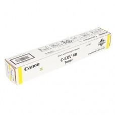 Оригинальный картридж Canon C-EXV48 Yellow / 9109B002