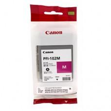 Canon PFI-102M 130мл струйный картридж оригинальный