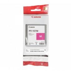 Canon PFI-107M 130мл струйный картридж оригинальный