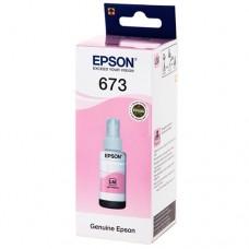 Чернила Epson C13T67364A / T6736 Light Magenta