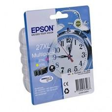 Набор струйных картриджей Epson C13T27154022 T2715 CMY