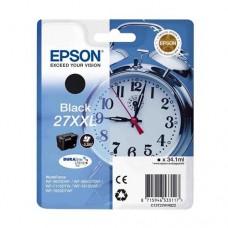 Картридж струйный Epson C13T27914022 черный 27XXL повышенной емкости