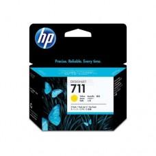 Оригинальный картридж HP 711 CZ136A 3шт*29мл