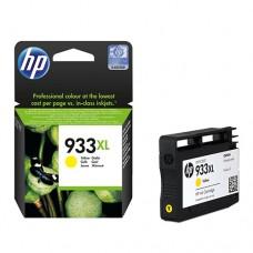 HP 933XL (CN056AE) Yellow струйный картридж оригинальный