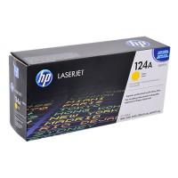 Оригинальный картридж HP Q6002A / 124A