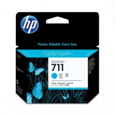 Оригинальный картридж HP 711 CZ134A 3шт*29мл