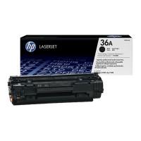 HP CB436A тонер-картридж оригинальный