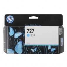 HP B3P19A № 727 Cyan струйный картридж оригинальный