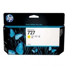 HP B3P21A № 727 Yellow струйный картридж оригинальный