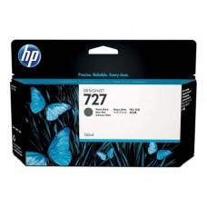 HP B3P22A № 727 Matte Black струйный картридж оригинальный