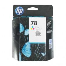 HP C6578D № 78 струйный картридж трехцветный оригинальный