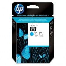 HP C9386AE № 88 Cyan струйный картридж оригинальный