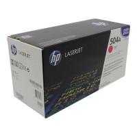 Оригинальный картридж HP CE253A / 504A