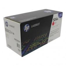 HP CE253A / 504A тонер-картридж оригинальный