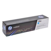 Оригинальный картридж HP CE311A / 126A
