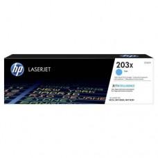 Оригинальный картридж HP CF541X / 203X