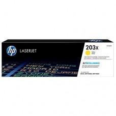 Оригинальный картридж HP CF542X / 203X