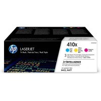HP CF252XM тройная упаковка картриджей