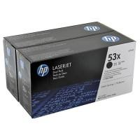 HP Q7553XD тонер-картридж оригинальный
