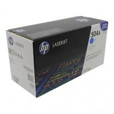 HP CE251A / 504A тонер-картридж оригинальный