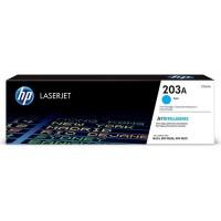 HP CF541A / 203A тонер-картридж оригинальный