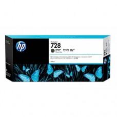 HP F9J68A № 728 Matte Black струйный картридж оригинальный