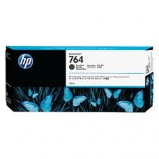HP C1Q16A № 764 Matte Black струйный картридж оригинальный