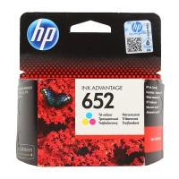 HP F6V24AE (№652) черный струйный картридж оригинальный
