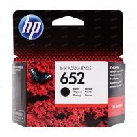 HP F6V25AE (№652) черный струйный картридж оригинальный