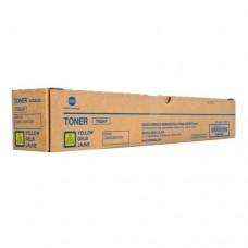 Konica Minolta TN-324Y / A8DA250 тонер-картридж оригинальный