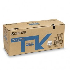 Kyocera TK-5270C / 1T02TVCNL0 тонер-картридж  оригинальный