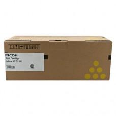 Картридж Ricoh SP C310E Yellow / 407639 / 406351 оригинальный