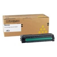 Ricoh SP C252HE Yellow / 407719 тонер-картридж оригинальный