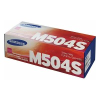Оригинальный картридж Samsung CLT-M504S