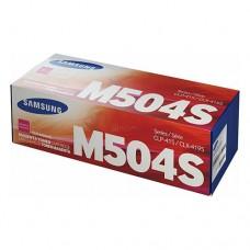 Samsung CLT-M504S тонер-картридж оригинальный