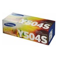 Оригинальный картридж Samsung CLT-Y504S