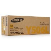 Samsung CLT-Y506L тонер-картридж оригинальный