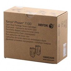 Оригинальный картридж Xerox 106R02609