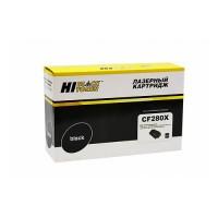Hi-Black CF280X / HB-CF280X тонер-картридж совместимый